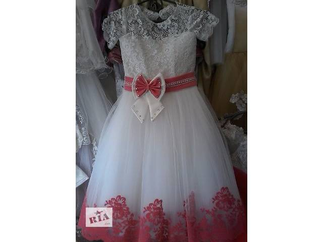 Детские платья  возраст 5-6-7  лет- объявление о продаже  в Киеве