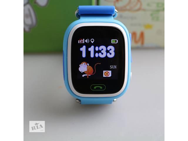 Детские умные часы Q100 (новая версия Q90) Smart baby watch! Оригинал- объявление о продаже  в Киеве