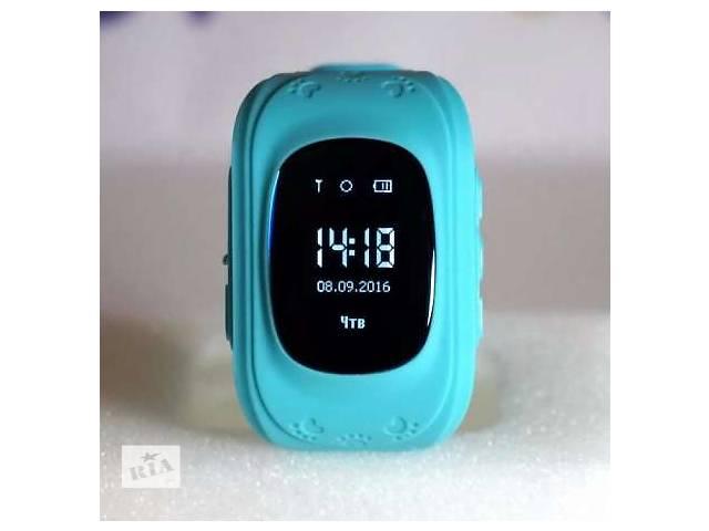 бу Детские умные часы Q50! OLED! Оригинал! Гарантия 12 месяцев Q 50 в Киеве