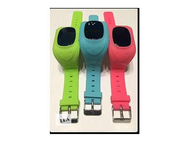 Детские умные часы Q50 оптом! GPS! OLED- объявление о продаже  в Киеве