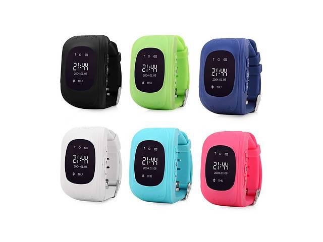 продам Детские умные часы Q50 бу в Львове