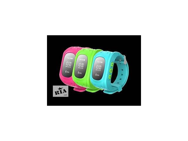 продам Детские умные часы Smart Baby Watch Q50 с GPS. Инструкция на русском языке. Настройка. бу в Киеве