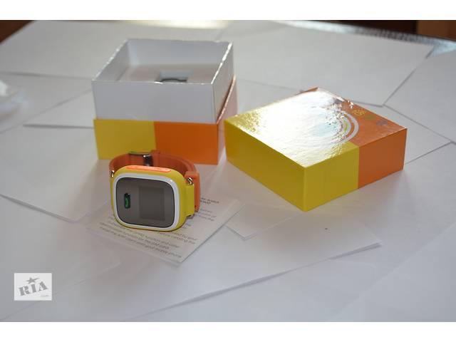продам Детские умные часы Smart Baby Watch Q60 ОРИГИНАЛ GPS бу в Кривом Роге