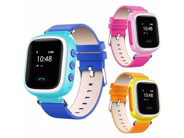 продам Детские умные часы Smart Baby Watch Q60 ОРИГИНАЛ GPS бу в Кривом Роге (Днепропетровской обл.)