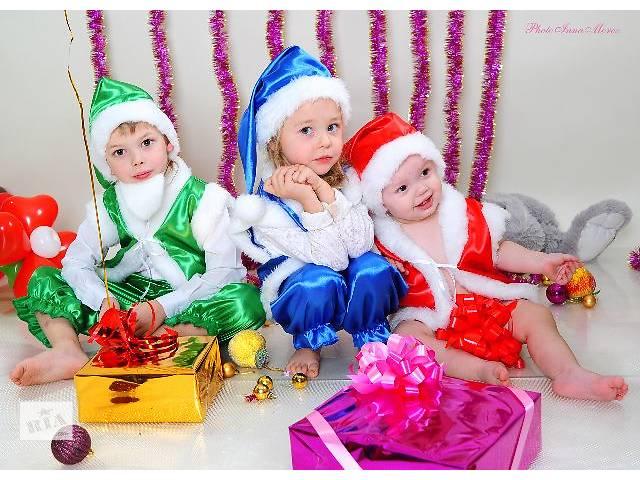 бу Детские карнавальные костюмы новый,костюмы зверей,сказочные персонажи,маски,парики,бороды,шляпы,новогодние костюмы. в Киеве
