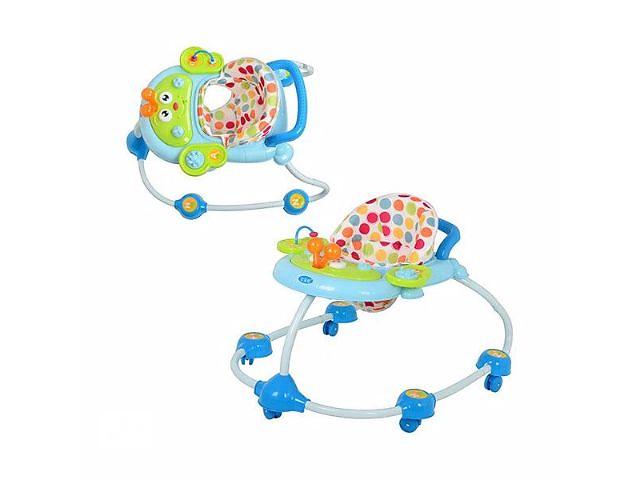 купить бу Детские ходунки новые GL 3288 2 в 1 каталка в Днепре (Днепропетровск)