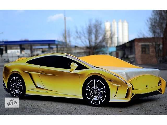 купить бу Кровать-машина Lamborghini  из МДФ в Киеве