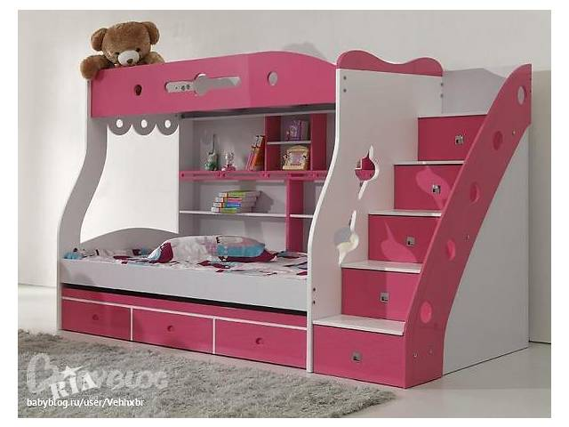 Детские кровати автомобили 2