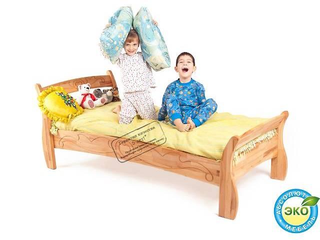 Детские кроватки новый Абсолют Мебель- объявление о продаже  в Киеве