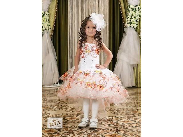 Детское платье купить бу