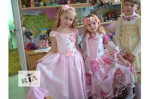 Детские платья Детские бальные платья Для девочек