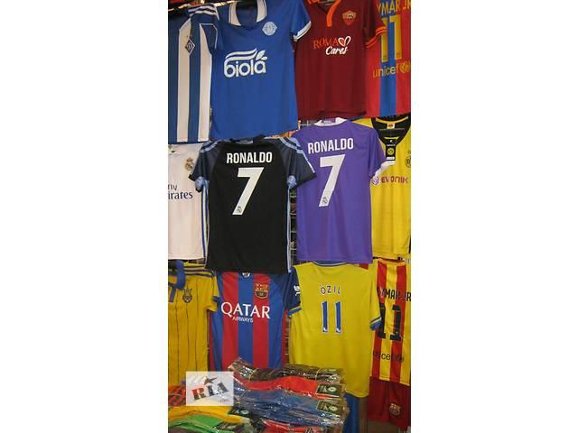 купить бу Детские спортивные костюмы новый,футболки,гетры,футбольная,баскетбольная форма. в Киеве