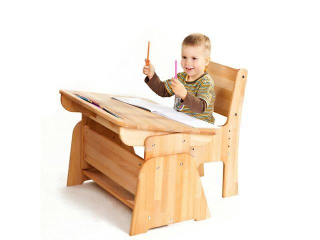 купить бу Детские парты новый Абсолют Мебель в Киеве