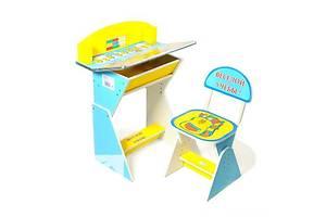 Детские столы Детские парты новый Парта Растишка E2017