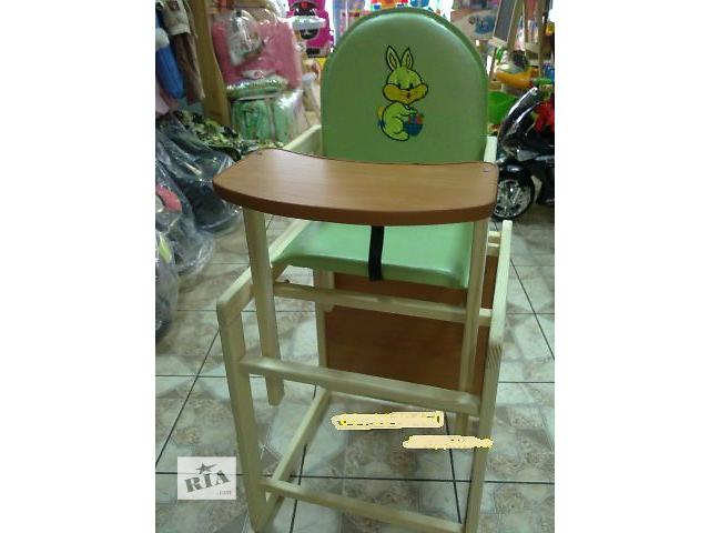 продам Детские стулья Детские стулья трансформеры новый бу в Днепре (Днепропетровск)