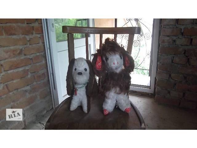продам Детские игрушки Мягкие игрушки б/у бу в Тернополе