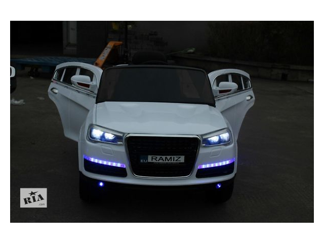 Детский электромобиль AUDI 805 колеса EVA- объявление о продаже  в Львове