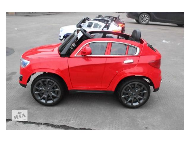продам Детский электромобиль AUDI 805 колеса EVA бу в Львове