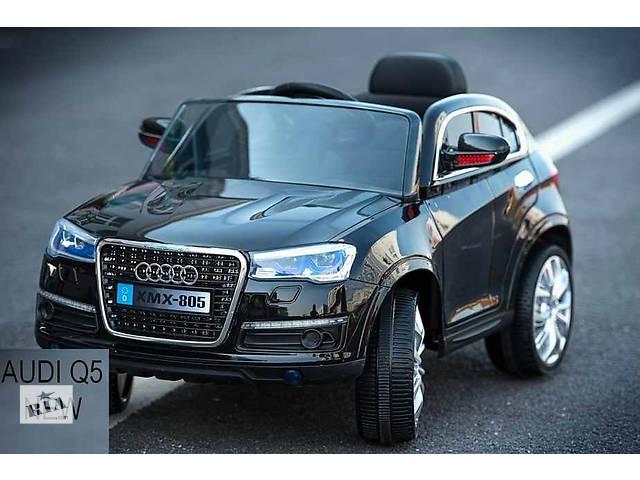Детский электромобиль AUDI Q5 LUX- объявление о продаже  в Львове