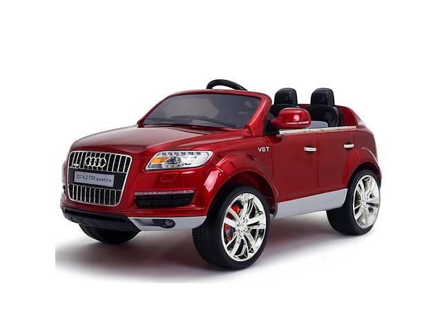 бу Детский электромобиль Audi Q7 Quattro: лицензия, покраска RED в Львове