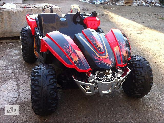 купить бу Детский электромобиль БаггиZP 6058 в Днепре (Днепропетровске)