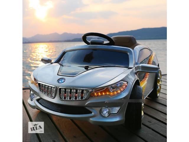 продам Детский электромобиль BMW M 2701 ERS11 EVA колеса бу в Одессе