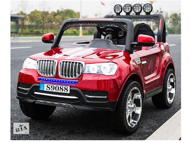 продам Детский электромобиль BMW M 3118 EBRS-3: 2 места, 4x4, EVA, 2.4G, 8 км/ч - БОРДО бу в Львове