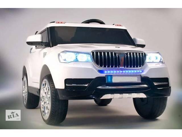 Детский электромобиль BMW S8088все 4 колеса ведущие,ЕВА колеса- объявление о продаже  в Днепре (Днепропетровск)