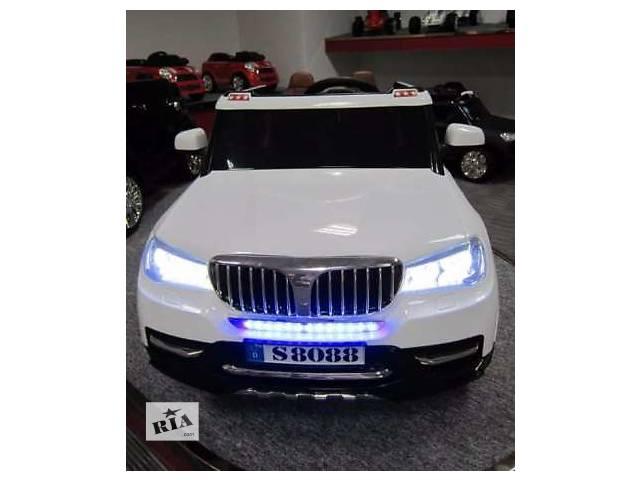 бу Детский электромобиль BMW S8088все 4 колеса ведущие,ЕВА колеса в Одессе