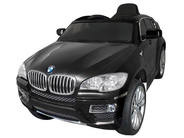 продам Детский электромобиль BMW X6 кож.сидение и резинове колеса EVA бу в Львове