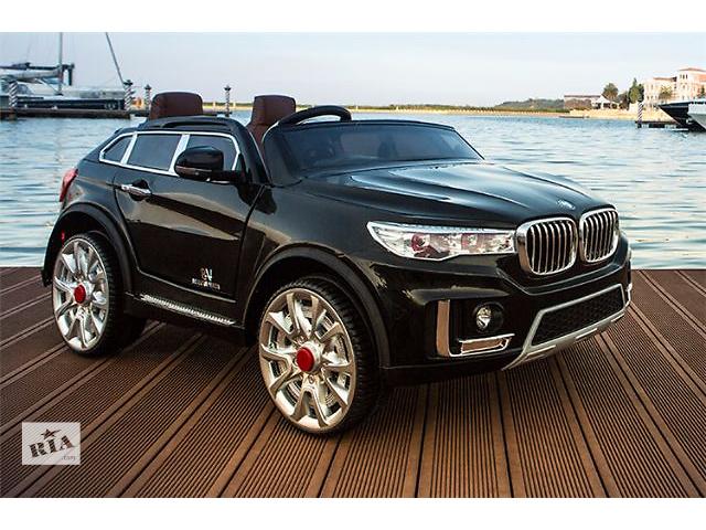 Детский электромобиль BMW X7 M 2768 EBR-1- объявление о продаже  в Львове