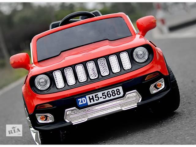 бу Детский электромобиль джип HP-5688 😃😃😃 - это сочетание стиля и мощности, комфортабельности и практичности.  в Днепре (Днепропетровск)