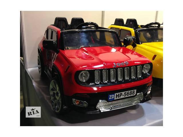 купить бу Детский электромобиль джип HP-5688 в Львове