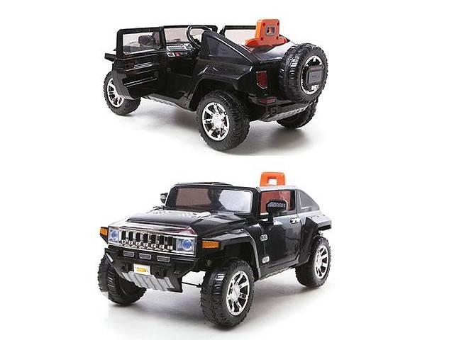 купить бу Детский электромобиль джип Hummer HL 188 двери открываются в Киеве