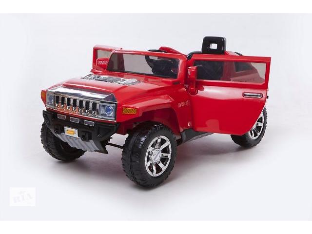 продам Детский электромобиль джип Hummer HL188 бу в Львове