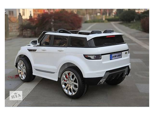 купить бу Детский электромобиль Джип M 3108 EBR Range Rover, EVA в Львове