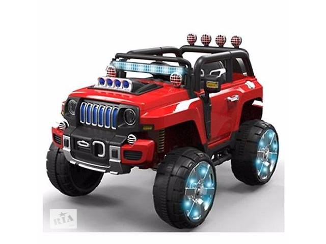 купить бу Детский электромобиль Джип M 3126BR-3 в Львове