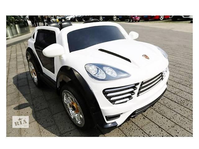 Детский электромобиль джип Porsche Cayenne Carbon 1018- объявление о продаже  в Кривом Роге