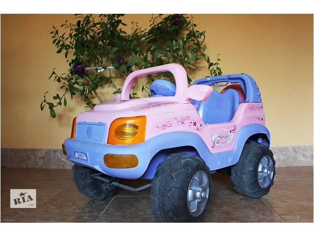 бу Детский электромобиль «Джип» в Черноморске (Ильичевске)