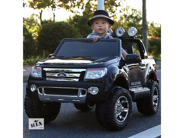 купить бу Детский электромобиль Форд FORD RANGER F150 в Львове