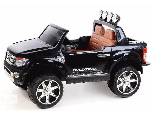 Детский Электромобиль FORD RANGER 2.4G,EVA колёса+кожанное сиденье- объявление о продаже  в Коростене