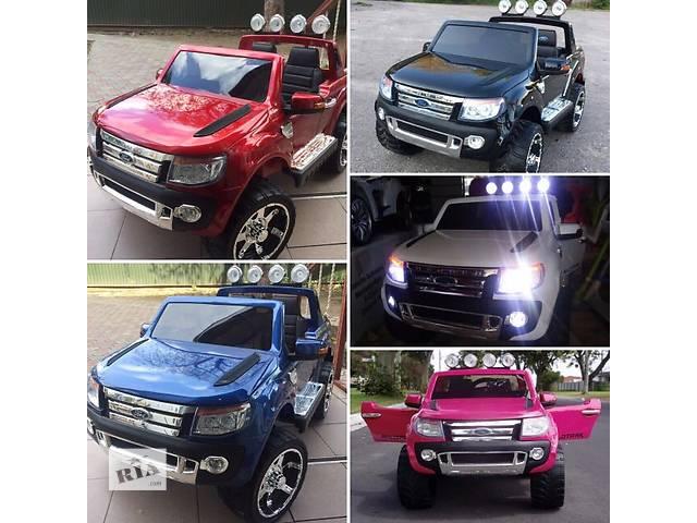 продам Детский электромобиль ford ranger f-150 автопокраска бу в Днепре (Днепропетровск)