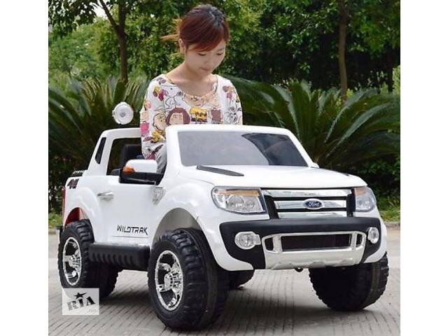 купить бу Детский электромобиль FORD RANGER KD150/М 2764 EBR-1 аккумулятор на 12 V / 10А в Львове