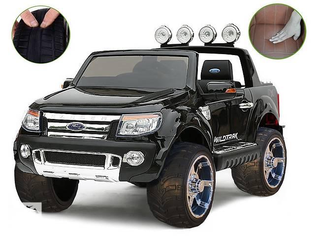 Детский электромобиль Ford Ranger: моторы 2х45W, мягкие колеса EVA- объявление о продаже  в Львове