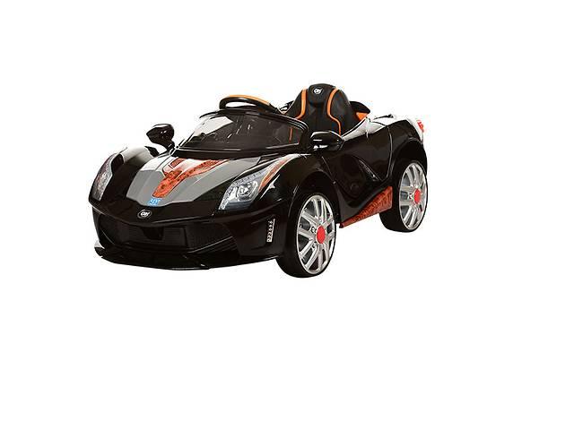 купить бу Детский электромобиль JE 116 EBRS-2 Lamborgini, Автопокраска, чёрный в Львове