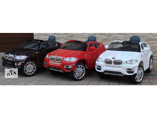 бу Детский электромобиль JJ 258 BMW в Львове
