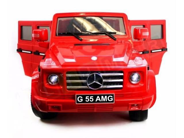 бу Детский электромобиль кубик Mercedes AMG G55/1966 (кубик) с открывающимися дверями в Львове