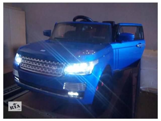 Детский Электромобиль Land Rover 6628 (Авто-покраска + пульт блютус)- объявление о продаже  в Одессе
