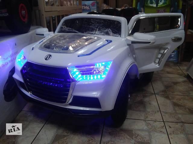 купить бу Детский электромобиль M 2391 с надувными колесами в Днепре (Днепропетровск)