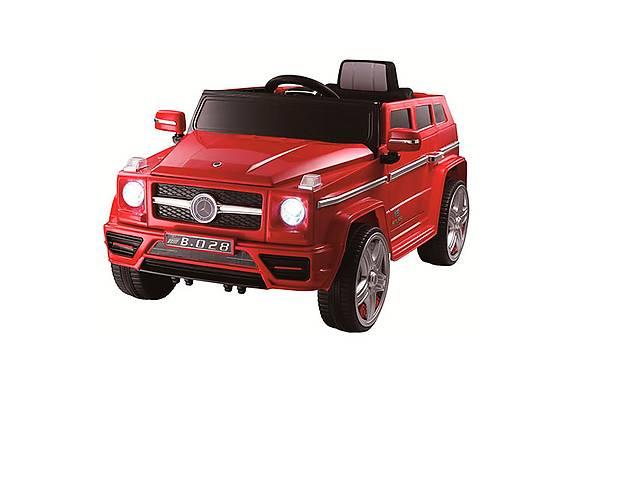бу Детский электромобиль M 3173 EBR-2 на EVA резиновых колёсах, чёрный в Львове